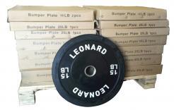 LEONARD Wholesale Bumper Plates
