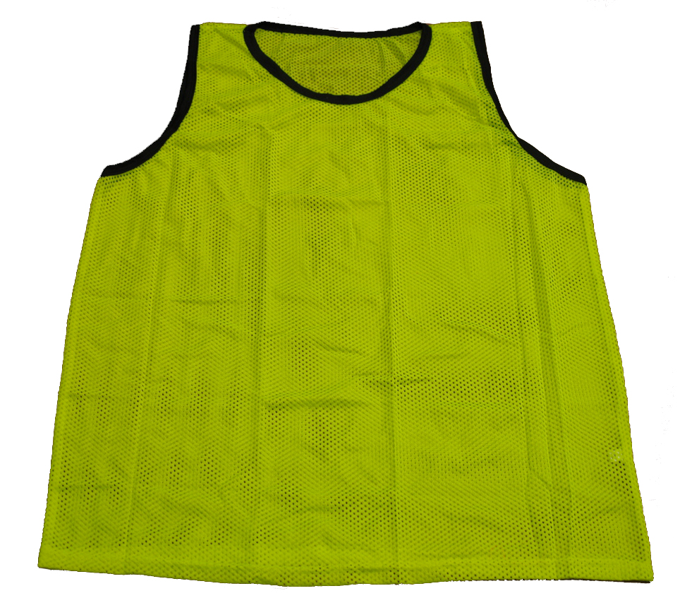 12 Scrimmage Training Pinnies Football ADULT Pink NEW!